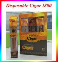 Wholesale Shisha Vapor - Cigar 1800 Puffs Electronic Cigarette E Cigars Vapor Powerful Cigarettes Better Than Shisha time disposable electronic cigarette
