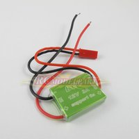Wholesale Bec Input - 12V 3A BEC w  CNC Heatsink Input 4S-6S for RC Helicopter Airplane Multirotor Car