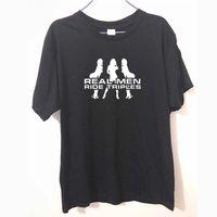 Wholesale Motorcycle Short Sleeve - Wholesale-Tripple Motorcycle Biker Triumph Speed Daytona T-shirt Mens Funny Printed Cotton Short Sleeve Tees Shirt Adults T Shirts