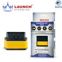 Wholesale Tool Car Diag - Wholesale-2016 new Original Launch X431 EasyDiag Plus 2.0 Diagnostic-Tool Easy diag for Android IOS with 2 free car software choice