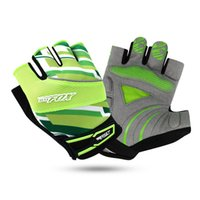 Wholesale Uk Gloves - 2016 Hot sale China products cycling gloves importers in uk half finger mountain bicycle cycling gloves