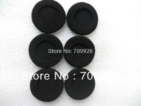 60mm SOSTITUZIONE HEADSET EAR CUSHION / 5 PAIRS FOAM EAR PADS Accessori auricolari Accessori auricolari economici