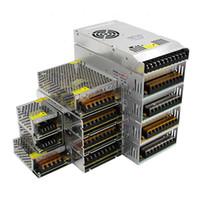 Wholesale Volt Supply - LED Power Supply Unit 12V DC 1A 2A 5A 10A 15A 20A 30A 50A 70A 840W Switching Power Adapter Supplys 110V 220V AC to 12 volt DC