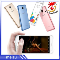 Wholesale M2 2gb Card - Meizu M2 Mini FDD LTE 4G Mobile Phone Quad 1280*720P 13.0MP 2GB RAM Android 5.1 Dual SIMMTK6735 in stock Free Shipping