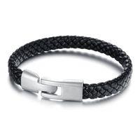 Wholesale Men Accessories Sale - Wholesale-wholesale New hot sale accessories fashion jewelry vintage leather braclets bangles for men PH872
