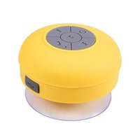 Wholesale bts bluetooth mp3 player online - Mini waterproof bluetooth speaker Handsfree Stereo Music Sound Speaker for phones mp3 pc BTS With Colors