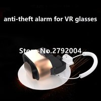 Wholesale Electronic Device Security - Wholesale- Electronics security display alarm stand VR glasses anti-theft device camera holder for Phone,PC,Watch,earphone,other exhibit