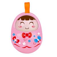 poupée mobile bébé achat en gros de-Un grand bébé 0-1 ans enfants Puzzle Bobble Head Doll bébé jouets en gros tumbler
