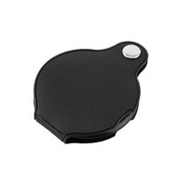 Wholesale 5x Pocket Magnifying Glass - hot selling Mini Pocket 5X 45mm Folding Jewelry Magnifier Magnifying Eye Glass Loupe Lens