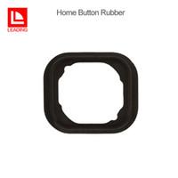 iphone 5s home button aufkleber großhandel-Home Button Gummidichtung Aufkleber Klebstoff Ersatz Reparatur Teil für iPhone 5 5C 5 S 6 6 S 6 SP 7 7 Plus