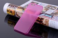 5c renk kutusu toptan satış-En ucuz için iPhoneX 8 7 6 s Artı 5c 5se 4 telefon kılıfı Apple ultra-ince şeker renkler buzlu şeffaf telefon kılıfı