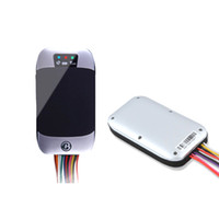 Wholesale car gps online - DHL Fedex Car Tracker Gps Tk303 Vehicle Car Gps Tracker With Fuel Sensor Microphone Andforid App GPS303G