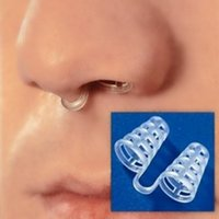 Antihrap Silicon Anti Snore Ceasing Stopper Anti-Snoring Нос Зажим Health Sleeping Anti Храп и апноэ Stop Snoring