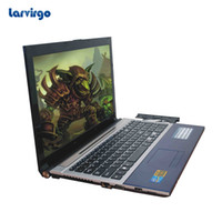 Wholesale laptop faster online - 15 inch Fast Surfing Windows7 notebook computer GB G SSD in tel I7 U Ghz Quad Core WIFI webcam DVD gb laptop