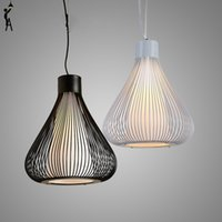 Wholesale Onion Pendant Lights - FLOS Chandeliers onion head pendant lamps Hearing pitches droplight meals chandeliers sitting room lamp study droplight