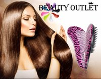 Wholesale Quality Outlet - 2017 Beauty Outlet comb hair brush comb massage hair brush Detangling detangler quality Hair Comb Anti-static Styling Tool