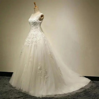 Ball Gown Wedding Dress for sale - 2018 new trail wedding dress with long sleeves