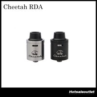 Аутентичные OBS CHEETAH RDA TC REBUILDABLE БРЫЗГ ФОРСУНКА TOP DESIGN REFILL 100% ОРИГИНАЛ DHL FREE