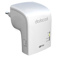 Wholesale Dhl Free Shipping Wireless Router - dodocool AC750 Dual Band Wireless Wi-Fi AP   Repeater Booster   Router Simultaneous 2.4GHz 300Mbps and 5GHz 433Mbps Free DHL Shipping DC24
