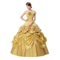 Wholesale Debutante Dresses Short - Free Shipping Vestidos De Debutante 2018 Off the Shoulders Ball Gown Quinceanera Dresses Custom Made Prom Dress