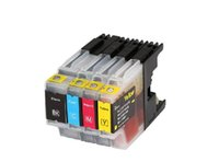 Wholesale Wholesale Brother Ink Cartridges - High volume compatible brother LC 73 LC 75 LC 400 ink cartridge for brother MFC- J825N J925DN J955DN J955DWN J625DW printer