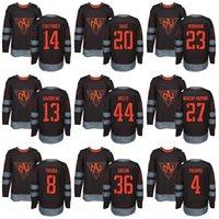 ingrosso brandon ottenuto jersey-Nord America Uomo Sean Monahan Brandon Saad Sean Couturier Johnny Gaudreau Colton Parayko Coppa del Mondo di Hockey 2016