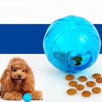 Hund Spielzeug Ball Essen Undichte Spielzeug Sound Making Funny Bälle Food Dispenser Eco-Friendly Kautabletten Ball Toy Perfekt für Haustiere spielen Training