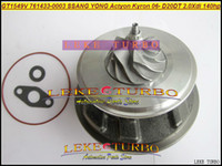 ssang yong kyron - Turbo CHRA Cartridge GT1549V S A6640900880 Turbocharger For SSANG YONG Actyon Kyron L Xdi D20DT HP