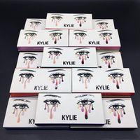Wholesale Hair Models - 2017new kylie False Eyelashes 20 model Eyelash Extensions handmade Fake Lashes Voluminous Fake Eyelashes For Eye Lashes Makeup Free shipping