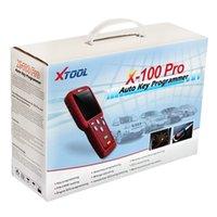 Wholesale Pro America - Wholesale-Newly X-100 PRO X100 PRO Auto Key Programmer X100+ X100 key Programmer Updated Version supports (Asia,Europe,America) cars