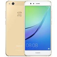 Wholesale Dual Core Nova - Original Huawei Nova Lite Smartphone 4GB RAM 64GB ROM Front Back Camera Dual SIM Card Kirin 658 Octa Core 5.2 Inch
