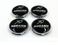 Wholesale Bmw Wheels Set - High quality 4pcs lot BMW EMBLEM TIRE WHEEL CENTER HUB CAP 39 E87 Z3 Z4 E36 4PCS SET NEW 68mm Hamann car styling