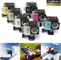 Wholesale Bike Dvr - SJ4000 2.0inch 12MP Waterproof Sports DV Action HD 1080P Bike DVR Camera