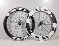 Wholesale Cycling Clincher - 2016 HED jet 4 jet 9 T1000 UD or 3K carbon wheelsets 700C front 50mm rear 88mm racing road bike wheels rim cycling bicycle wheelset
