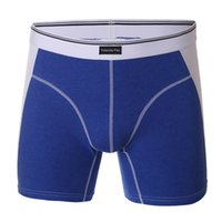 Wholesale Best Sexy Boxers Brand - Yolanda Paz High Quality Hot Sell Fashion Sexy Men's Underwear Boxer Shorts Brand Man Best Underpant Boy Casual Short Panties