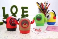 Wholesale cartoon mini mp3 player - Bluetooth Speaker Cute Mini Wireless Deep Bass Doll Speakers Cartoon Subwoofer Speaker Support TF Card Children's Gift