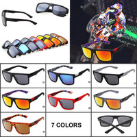 Wholesale Fox Sunglasses Men - 2016 Summer Fashion Fox Designer Sunglasses Outdoor MotoGP Cycling Eyewear Outdoor Sports Sun Glasses Square Shape Cycling Style Men Goggles