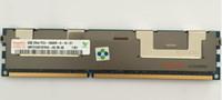 Wholesale Ddr3 Pc3 - Hynix server memory original DDR3 8GB ECC REG PC3-10600R 1333MHz 8G RAM Lifetime warranty