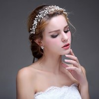 CHENLVXIE Crystal Head Wedding Head Accessori Bridal Hair Accessories