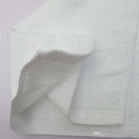 pakistan hotels - Pakistan imported cotton Hotel small white cotton towel water wash hand kindergarten g thick small towel towel cloth KTV Hotel Restaurant