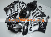 Wholesale White Repsol Fairings - New Injection High quality ABS Motorcycle Fairing Kit 100% Fitment For HONDA CBR1000RR 2004 2005 CBR1000 04 05 Body grey white black repsol