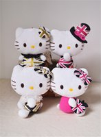 Wholesale Dolls Buy - Popular Union Dolls-Buy Cheap Union Dolls lots Pernycess Union Jack series cat plush doll variety of optional Free shipping