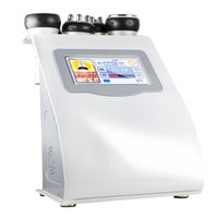 Wholesale Cavi Machine - Cavi Lipo machine 5 IN 1 Portable Cavitation Ultrasound Vacuum RF Body Shaping Fat Reduction Weight Loss Machine