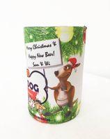 Wholesale Stubby Holders - Custom Design Stubby Cooler Insulated Stubby Holder For Picnic Food Neoprene Stubby Beer For Friends Birthday Present Or Party Gift