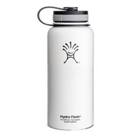 Wholesale Sports Caps Wholesale Price - Hydro Flask 32oz Vacuum Insulated Stainless Steel Water Bottle Wide Mouth Cap Sports Outdoor Hydration Gear Cup water bottles Factory Price