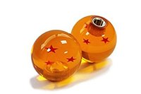 Wholesale Car Lock Knobs - Dragon ball Z Star Manual Stick Shift Knob With Adapters Fits Most Cars Without Shift lock
