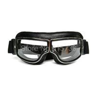 Wholesale Motocross Glasses - Universal Scooter Goggles Motorcycle motorcycle glasses Ski Bike Goggle Motocross Glasses Sunglasses