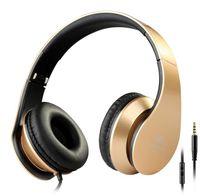 Wholesale Dj Stereo - Sound Intone i60 deep bass headset with microphone,high quality stereo headphones for pc,mp3 big dj headphone to computer,studio