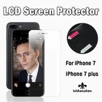 iphone lcd anti-reflexo venda por atacado-Anti glare transparente alta limpar lcd filme protetor de tela guarda capa para iphone 7/7 plus