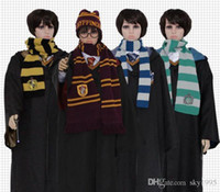 Wholesale Unisex Chiffon Robes - 4 styles Harry Potter Costume Adult Cloak Robe Cape Halloween Gift Harry Potter Eight products Harry Potter school uniforms costume